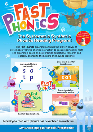 Fast Phonics School Brochure