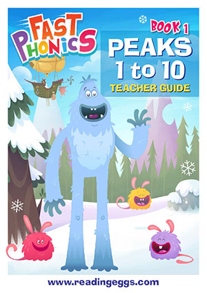 Fast Phonics Teachure Guide Peaks 1–10