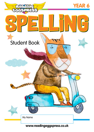 free homeschool resources for Year 6 spelling