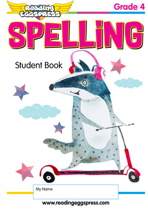 free homeschool resources for grade 4 spelling