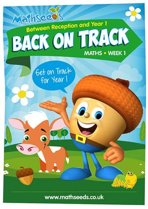 summer mathematics catch-up Week 1 for kindergarten to Year 1