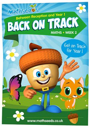 summer mathematics catch-up Week 2 for kindergarten to Year 1
