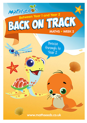 summer mathematics catch-up Week 2 for for Year 1 to Year 2