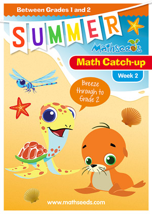 summer mathematics catch-up Week 2 for for grade 1 to grade 2
