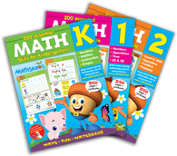 Math Workbooks